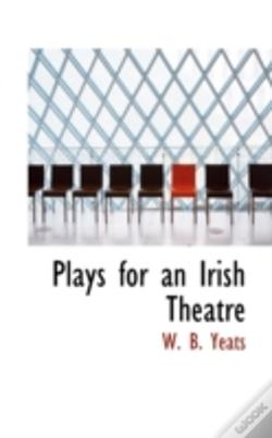 Wook.pt - Plays For An Irish Theatre