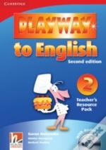 Playway To English Level 2 Teacher'S Resource Pack With Audio Cd