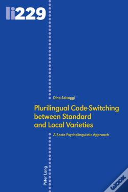 Wook.pt - Plurilingual Code-Switching Between Standard And Local Varieties