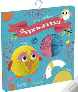 Wook.pt - Pochette Pompons Animaux