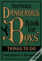 Pocket Dangerous Book For Boys
