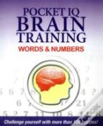 Pocket Iq Brain Trainer Words Numbers