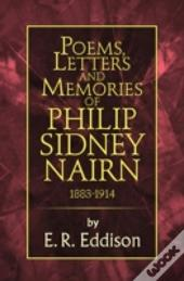 Poems, Letters And Memories Of Philip Sydney Nairn