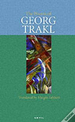 Wook.pt - Poems Of Georg Trakl
