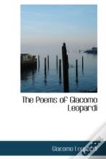 Poems Of Giacomo Leopardi