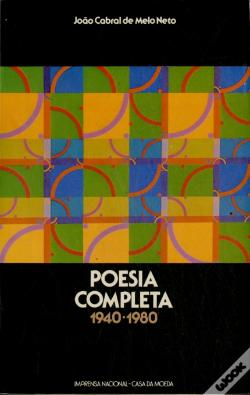 Wook.pt - Poesia Completa 1940-1980