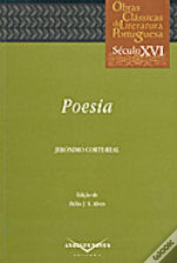 Wook.pt - Poesia, Jerónimo Corte-Real