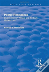 Poetic Resistance English Women Wr