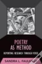 Poetry As Method