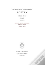 Poetry Iv, Tome 6