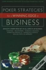 Poker Strategies For A Winning Edge In Business