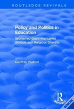 Wook.pt - Policy And Politics In Education S