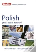 Polish Phrase Book Dictionary