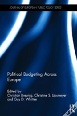Wook.pt - Political Budgeting Across Europe