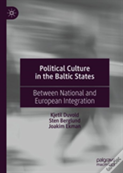 Wook.pt - Political Culture In The Baltic States