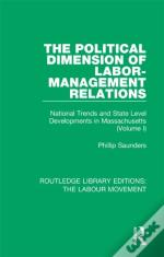 Political Dimension Of Labor-Management Relations