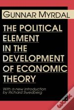 Political Element In The Development Of Economic Theory
