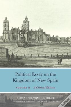 Wook.pt - Political Essay On The Kingdom Of New Spain, Volume 2
