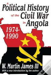Political History Of The Civil War In Angola, 1974-1990