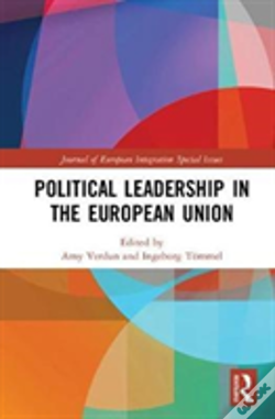 Wook.pt - Political Leadership In The European Union