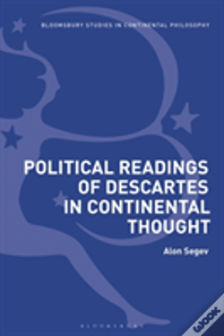 Wook.pt - Political Readings Of Descartes In Continental Thought