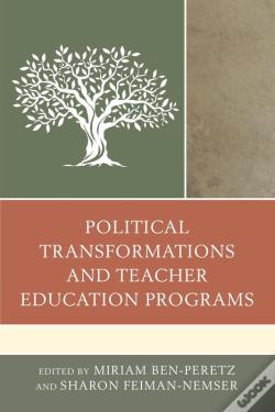 Wook.pt - Political Transformations And Teacher Education Programs