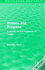 Politics And Progress Rev Rpd