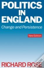 Politics In England - Change And Persistence