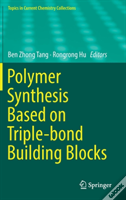 Wook.pt - Polymer Synthesis Based On Triple-Bond Building Blocks
