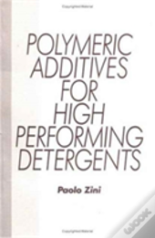 Polymeric Additives For High Performing Detergents