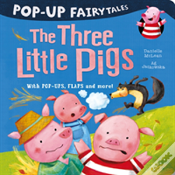 Wook.pt - Pop-Up Fairytales: The Three Little Pigs