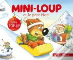Pop-Up Noel Mini-Loup