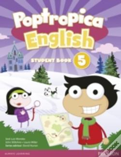 Wook.pt - Poptropica English American Edition 5 Student Book