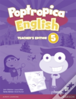 Poptropica English American Edition 5 Teacher'S Edition