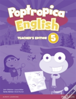 Wook.pt - Poptropica English American Edition 5 Teacher'S Edition