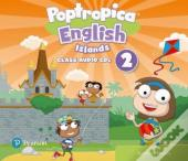 Poptropica English Islands 2 - Audio CD