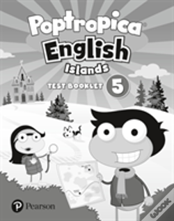 Wook.pt - Poptropica English Islands Level 5 Test Book