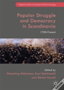 Wook.pt - Popular Struggle And Democracy In Scandinavia