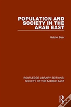 Wook.pt - Population And Society In The Arab