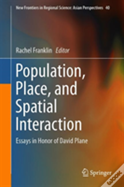 Wook.pt - Population, Place, And Spatial Interaction