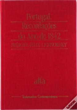 Wook.pt - Portugal - Recordações do Ano de 1842