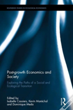 Wook.pt - Post-Growth Economics And Society