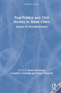 Wook.pt - Post-Politics And Civil Society In Asian Cities