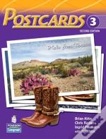 Postcards 3 With Cd-Rom And Audio