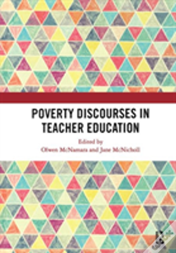 Wook.pt - Poverty Discourses In Teacher Education