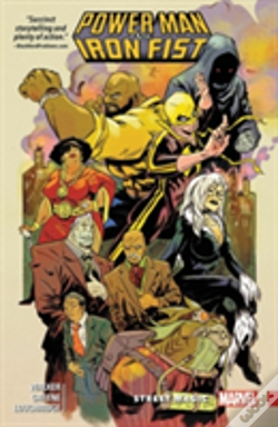 Wook.pt - Power Man And Iron Fist Vol. 3: Harlem Burns