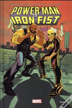 Wook.pt - Power Man Et Iron Fist All-New All-Different T2