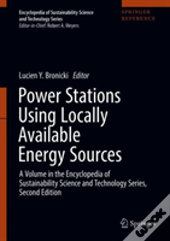 Power Stations Using Locally Available Energy Sources