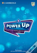 Power Up Level 4 Teacher'S Resource Book With Online Audio