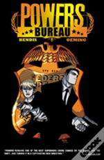 Powers: Bureau Volume 1: Undercover